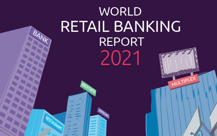 Cover des World Retail Banking Report 2021