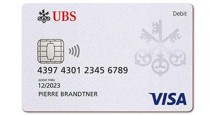 Auch die UBS ersetzt die Maestro-Karte durch eine neue Debitkarte